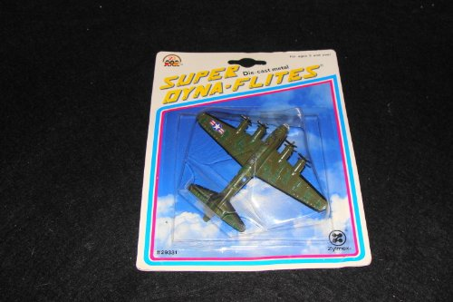 Dyna-Flites Diecast USAAF WW2 B-17 Bomber - New in Package