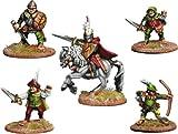 Halflings, Heroes Fantasy Warriors, Warhammer