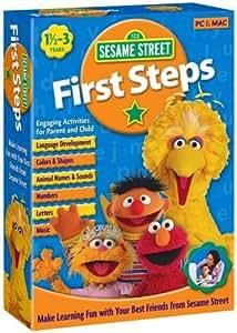 Sesame Street First Steps [Old Version]