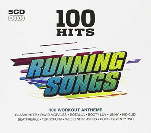 100 Hits Running Songs Cd