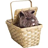 Wizard of Oz Dorothy's Toto in a Basket ~ Rubie's Costume Co