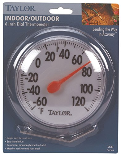 Chaney-Instrument-Taylor-IndoorOutdoor-Window-Thermometer