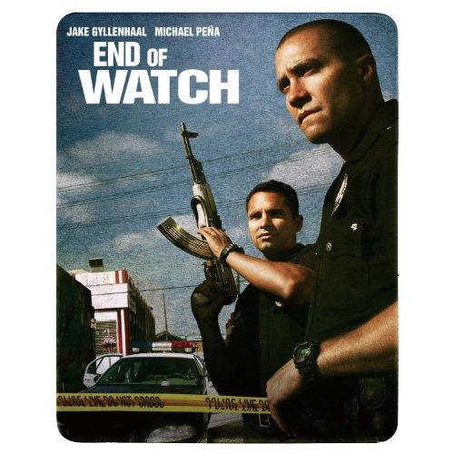 エンド・オブ・ウォッチ スチールブック仕様 [4,000個 初回数量限定生産] [Blu-ray]