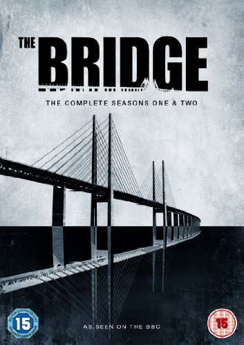 The Bridge: Series 1 & 2 [DVD]