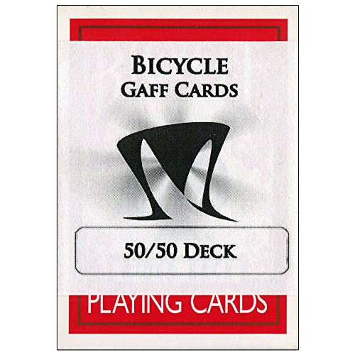 MMS 50/50 Decks Bicycle (Red) - 1