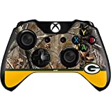 Skinit Green Bay Packers Xbox One Controller Skin - Realtree NFL Skin - Ultra Thin, Lightweight Vinyl Decal Protection