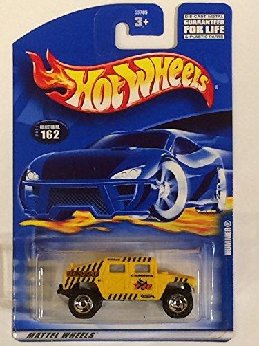 #2001-162 Hummer Collectible Collector Car Mattel Hot Wheels - 1