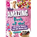 Amazing Book of Me Girls: Journal, Diary, Quizzes, All About Me!