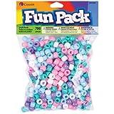 Fun Pack Acrylic Pony Beads 700