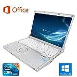 【Microsoft Office 2016搭載】【Win 10搭載】Panasonic CF-S9/新世代Core i5 2.66GHz/メモリ4GB/HDD500GB/DVDスーパーマルチ/12.1インチ/無線LAN搭載/中古ノートパソコン (ハードディスク:500GB)