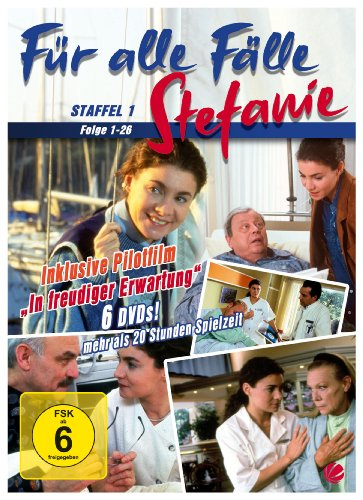 Für alle Fälle Stefanie - Staffel 1 (6 Disc Set inkl. Episodenführer)