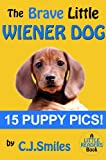 The Brave Little Wiener Dog -- 15 Full-Color Puppy Pictures!! Great for Kids Ages 5-8! (Little Readers #1)
