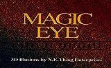 Magic Eye/a Book of Postcards (0836232011) by N. E. Thing Enterprises