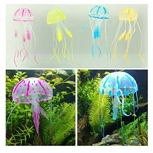 how to make a fake jellyfish tank