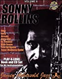 Vol. 8, Sonny Rollins (Book & CD Set)