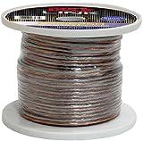Pyle PSC16250 16-Gauge 250-Feet Spool of High Quality Speaker Zip Wire