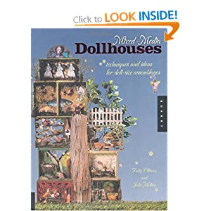 Mixed-Media Dollhouses