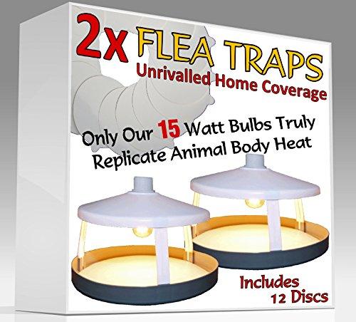 2x-ultimate-trampas-para-pulgas-por-medipaqr-12-discos-pegajosos-la-solo-15-vatios-trampa-en-amazon-