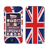 iPhone 4/4S ケース Gizmobies(ギズモビーズ) Union Jack(Flag)(iPhone4/4S)