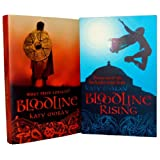 Katy Moran BloodLine and Bloodline Rising 2 Books Collection Set RRP �13.98 (BloodLine, BloodLine Rising)by Katy Moran