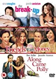 The Break Up/Friends With Money/Along Came Polly [DVD]