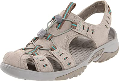 3fe8a9f950f30 Privo By Clarks Women's Isograd Fisherman Sandals, Stone, 8.5 W/D