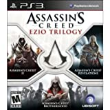 Assassin's Creed: Ezio Trilogy [PS3] {Region Free USA Import}