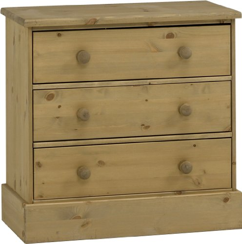 3-Drawer Chest