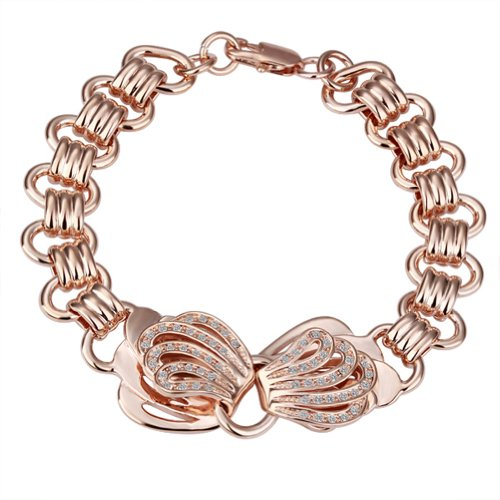 Rose Gold Fashion jewelry 18K gold plated plating