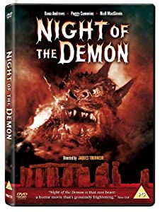 Night of the Demon / Curse of [Import anglais]