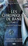 The Mortal Instruments, Les Chroniques de Bane, tome 5 : L'origine de l'h�tel Dumort