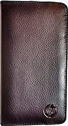 LEATHER FLIP CASE FOR HP SLATE voice tab 6