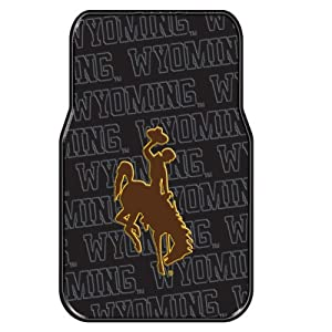 Buy NCAA Wyoming Cowboys Front Floor Mat by Northwest