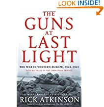 Rick Atkinson (Author)  (31) Release Date: May 14, 2013   Buy new: $40.00  $23.44  60 used & new from $22.75