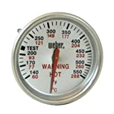 Weber 9815 Replacement Thermometer Garden, Lawn, Supply, Maintenance