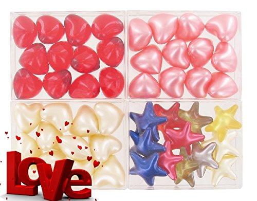 lot-de-4-boites-de-12-perles-dhuile-de-bain-love