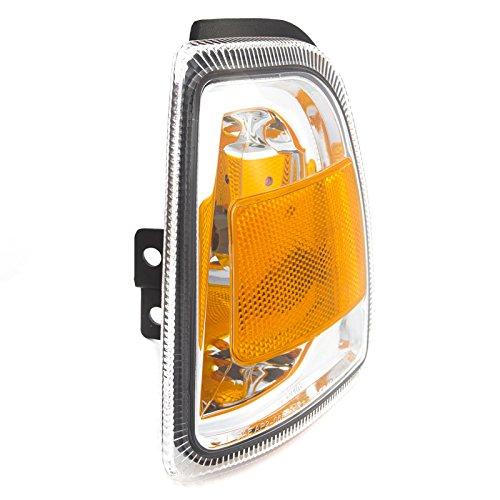 CarPartsDepot FO2530171 Fit 06-09 Ford Ranger Pickup Driver Side Corner Parking Light Lamp (2006 Ford Ranger Corner Lights compare prices)