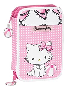 Charmmy Kitty Hello Kitty Fourniture Scolaire crayon cas étui à