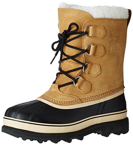 Sorel Men's Caribou NM1000 Boot,Buff,11 M (Urban Coop Company compare prices)