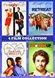 4 Film Collection: Ugly Truth/Couples Retreat/Intolerable Crulety/Knocked Up [DVD]