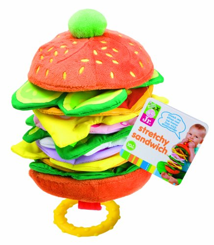 ALEX Toys ALEX Jr. Stretchy Sandwich - 1