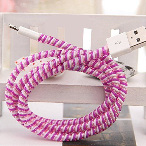 phifo-diy-cartoon-style-spiral-wire-protectors-cable-wrap-wire-organizer-cord-manager-for-apple-ligh