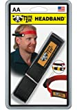 Nite Ize NPO-03-01 Headband/Hands-Free Flashlight Holder, Black