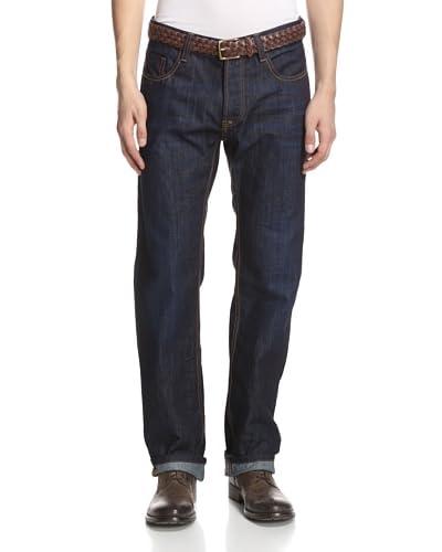 Desigual Men's The Happy Regular Fit Jeans