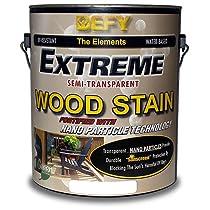 Ext Butternut Wood Stain