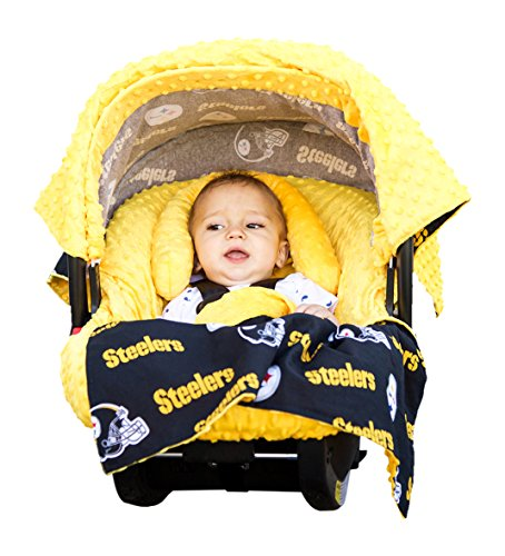Baby Fanatic Whole Caboodle, Pittsburgh Steelers from Baby Fanatic