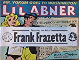 Li'l Abner Dailes Volume 21: 1955 (0878162623) by Al Capp