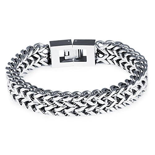 iblue-jewellery-mens-stainless-steel-curb-chain-bracelet