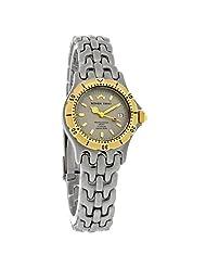 Roven Dino Talon Ladies Pro Sport Titanium Two Tone Swiss Quartz Watch 8008WZX14