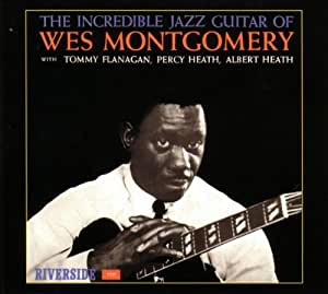 wes montgomery the incredible jazz guitar of wes montgomery music. Black Bedroom Furniture Sets. Home Design Ideas